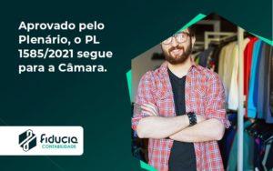Aprovado Pleno Plenario O Pl 15852021 Segue Para A Camara Fiducia - FIDUCIA Contabilidade | Assessoria e Consultoria no Rio de Janeiro